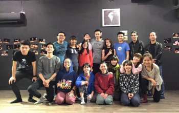 Workshop I - Identity with Contemporary dancer Huy Tran